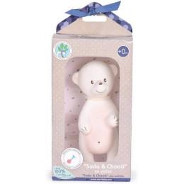 Bijt- en knijpspeeltje beer - vanaf de geboorte