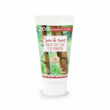 Soie de teint - pêche clair -  710 - 30 ml en pompe