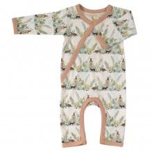 Pyjama kimono - Pink Forest