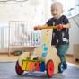 Duwwagen Klikkerbolide - vanaf 10 maanden