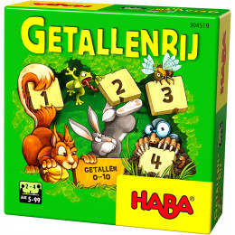 Spel Getallenrij