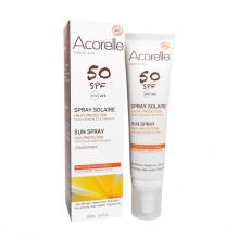 Spray solaire haute protection - peaux sensibles - SPF50 - 100 ml