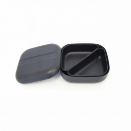 Bamboe lunchbox - Bento - Black