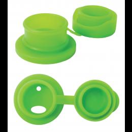 Roestvrijstalen isotherme drinkfles - Sportmodel 650 ml - Groen