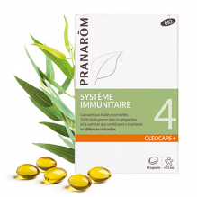 Oleocaps + BIO N°4 - Immuunsysteem - 30 capsules