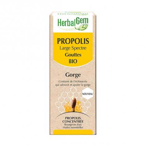 Propolis large spectre BIO en spray - Gorge