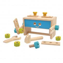 Robot gereedschapskist - vanaf 3 jaar oud