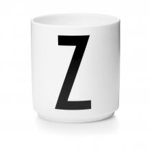 Porseleinen beker Z