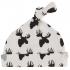 BIO katoenen muts - Eland Black and white