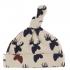 Bonnet en coton BIO - Elan Pumice