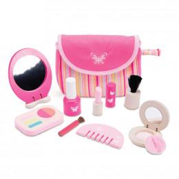 Roze cosmeticaset - vanaf 3 jaar