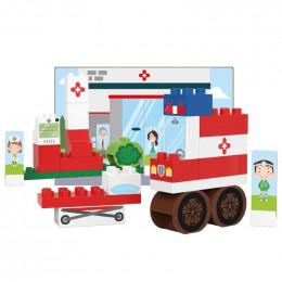 Ziekenhuis - 37 blokken - vanaf 18 maanden