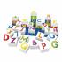 Leer letters kennen  - 27 blokken - vanaf 18 maanden