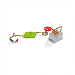 Kullerbü koffer met knikkerglijbaan - vanaf 2 jaar