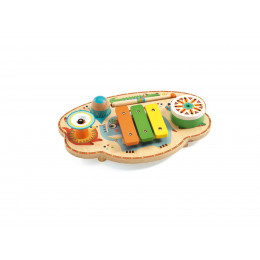 Animambo set van 3 muziekinstrumenten