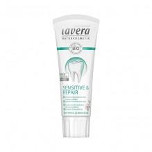 Tandpasta voor gevoelige tanden - kamille