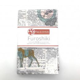 Furoshiki 75x75: Sparkler - Doiland Glass