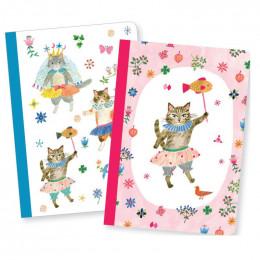 2 notitieboekjes - Aïko