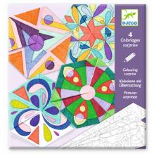Kleurplaten - mandala's - Rosetten