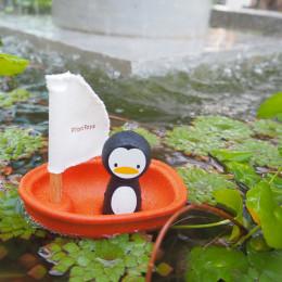 """Zeilboot """"Pinguin"""" voor in bad - vanaf 12 maanden"""