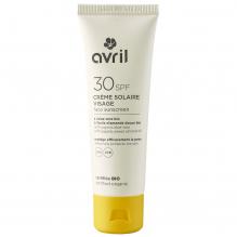 Zonnecrème voor het gezicht - SPF 30