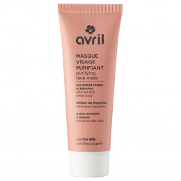 Reinigend gezichtsmasker - Normale tot vette huid