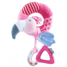 Speelfiguur Flamingo Gustaaf