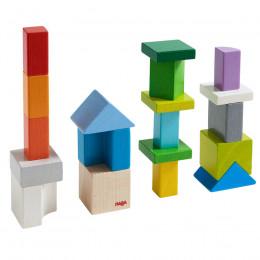 3D compositiespel Blokkenmix