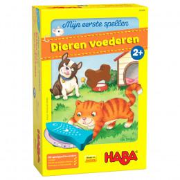 Spel - Mijn eerste spellen - Dieren voederen