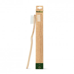 Bamboe tandenborstel - zacht