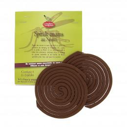 Anti-insecten spiraal - 4 stuks
