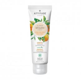 Energizing body cream - Super Leaves - 240 ml
