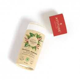 Déodorant solide - Super leaves - Thé blanc - 85 g