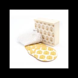 Coffret lingettes démaquillantes -Edition limitée - 10 lingettes + 1 filet de lavage