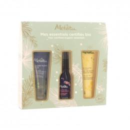 Melvita cadeauset - Bio essentials