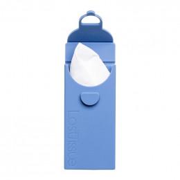 LastTissue - Wasbare katoenen zakdoekjes - Blauw