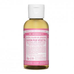Savon de Castille multi-usage 18 en 1 Fleur de cerisier 60 ml