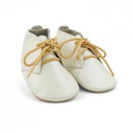 Babyslofjes - 00049 - Desert lace pearl