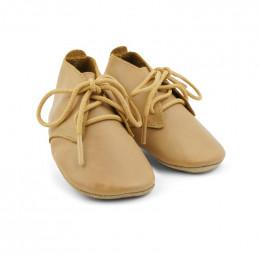Babyslofjes - 00013 - Desert lace caramel