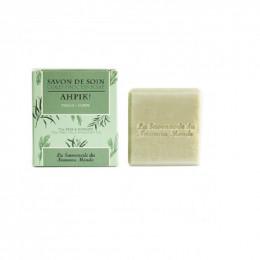 'Ahpik !' Verzorging zeep met Tea Tree en Rosmarijn - 100 g