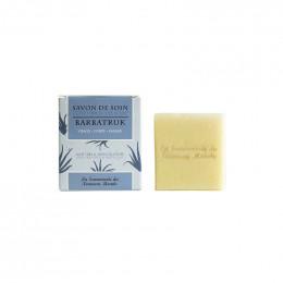 'Barbatruk' Verzorging en scheerzeep White Clay and Aloe Vera - 100 g