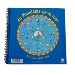 Mandalakleurboek - De zee - Voor de kleintjes