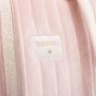 Luiertas Savanna velvet - Bloom pink