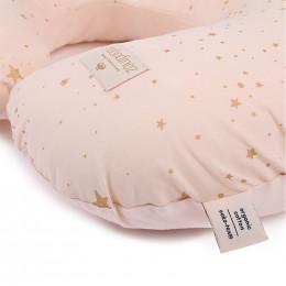Borstvoedingskussen Sunrise - Gold stella & Dream pink