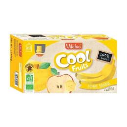 CoolFruit's: Appel - aarbei - bosbes 4 pack