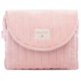 Velvet toilettas - Savanna - Bloom Pink