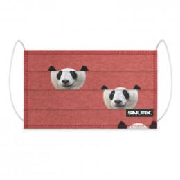 Mondkapje in bio-katoen - Lazy panda