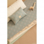 Speelmatras St Barth - White gatsby & Antique green