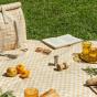 Picknickkleed Sunshine - Melon vichy