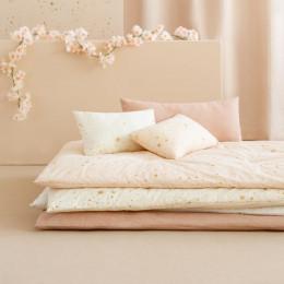 Futon matrasje Eden - Gold stella & Dream pink